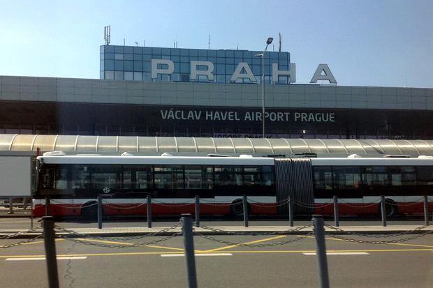Аэропорт Вацлава Гавела наметил план развития.