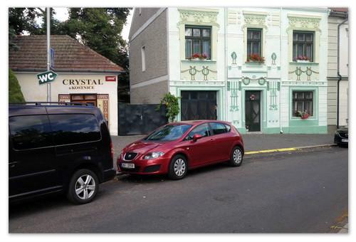 Аренда машины в Праге.