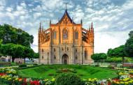 Город Кутна Гора в Чехии: посмотреть Костницу, спуститься в серебряную шахту и…