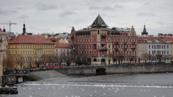 Вот она, настоящая старинная Прага!