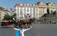 Олеся: «Пешком по Праге, не чувствуя усталости»