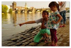 Экскурсия-игра по сказочной Праге.
