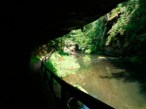 Река Каменица.