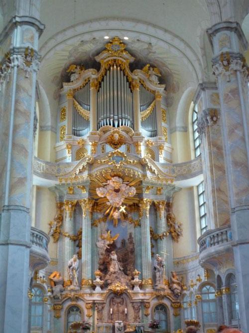 Церковный орган.