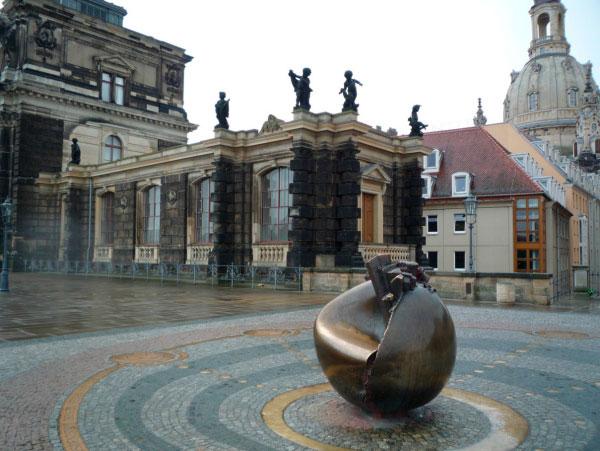Дрезденская крепость.