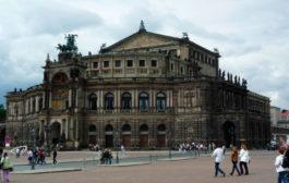 Ольга: «Песчаниковая мозаика Дрездена»