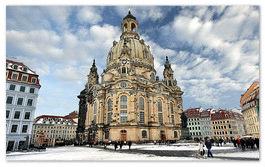 Экскурсия из Карловых Вар в немецкий Дрезден.