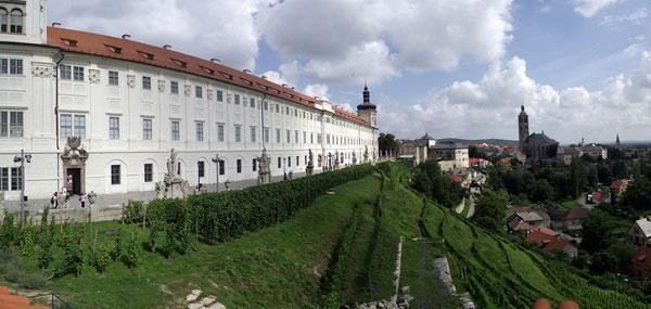 Иезуитский колледж.