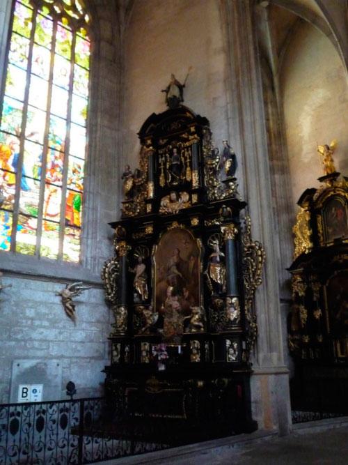 Место для молитвы.