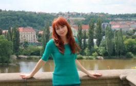 Кира: «Прага в мае — любовь на всю жизнь»