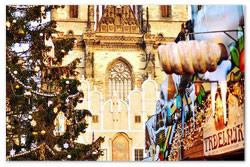 Рождественская экскурсия по Праге.