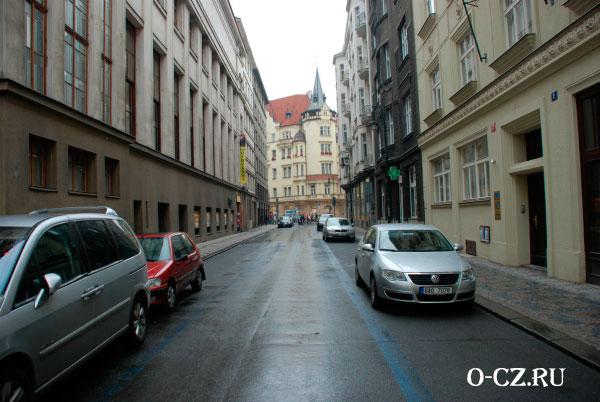 Прогулки по Праге.