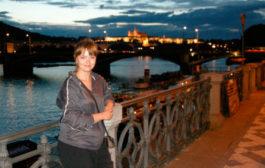 Галина: «Прага… «POZOR»