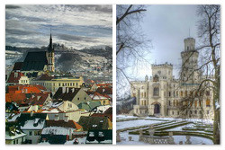 Экскурсия из Праги в Чешский Крумлов.