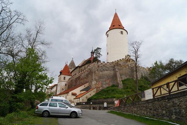 Аренда автомобиля в Чехии.