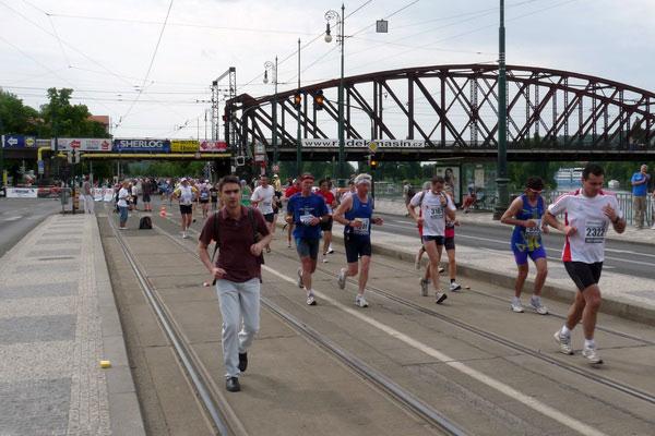 Когда в 2018 году будет проводиться марафон в Праге.