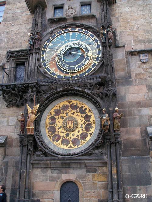 Знаменитые часы.
