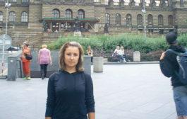 Юлия: «Прага — столица истории…»