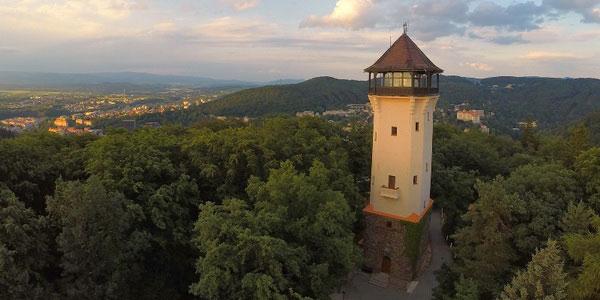 Смотровая башня.