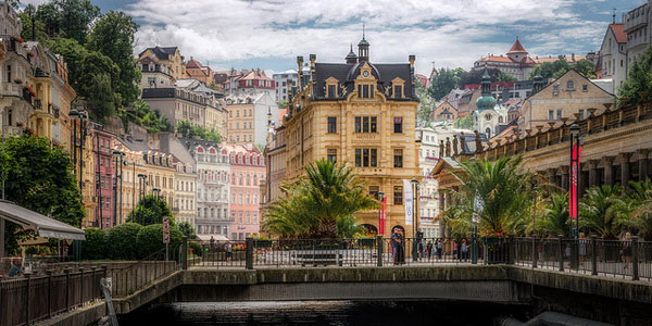 Групповая экскурсия в Карловы Вары из Праги — отзывы и цены.