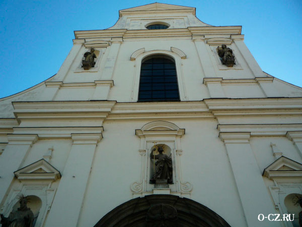 Собор августинского монастыря.