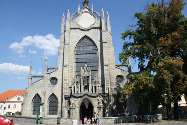 Старинный собор.