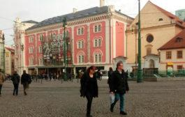 Регина: «Прага — невероятно таинственное место»
