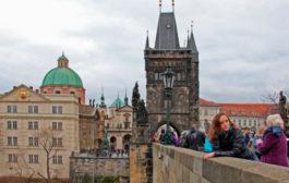 Александра: «Прага на первый взгляд и вкус»