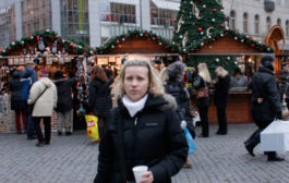 Анна: «Рождественский город с ароматом корицы и мёда»