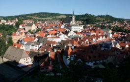 Анна: «Чески Крумлов — душа Чехии средневековой эпохи»