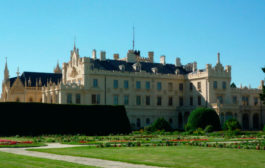 Ольга: «Замок Леднице: я ль на свете всех красивей?»