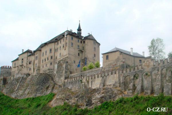 Замок Штернберг.