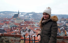 Екатерина: «Приключение в Европе: Замок Глубока и Чешский Крумлов»