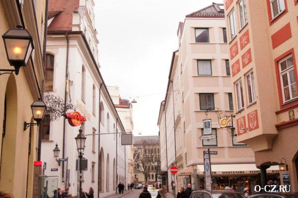 Столичная улица.