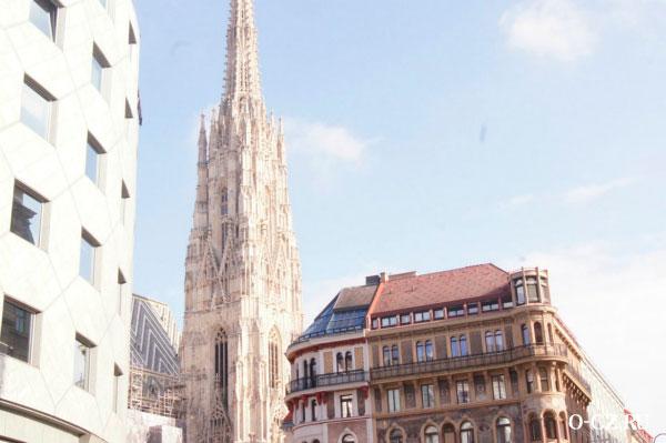 Главный собор Вены.
