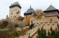 Виктория: «Карлштейн — могучий замок в чешской деревне с богатым историческим прошлым»