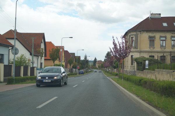 Автомобильные дороги Чехии.